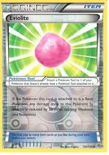 POKEMON BLACK AND WHITE PLASMA STORM - EVIOLITE 122/135 REV HOLO