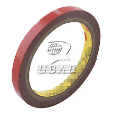 6mm Waterproof Acrylic Car Automotive  Double Side Attachment Adhesive tape 3M