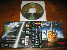 U.D.O. / Time Bomb JAPAN UDO Accept BVCP-122 1ST PRESS!!!!! *C
