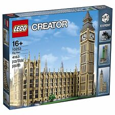 Lego BIG BEN 10253 and Lego LONDON BUS 40220 Limited Edition - BNIB