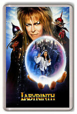 LABYRINTH 1986 FRIDGE MAGNET IMAN NEVERA
