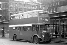 Manchester Corporation 4436 NNB246 Daimler CVG6 Bus Photo Ref P443