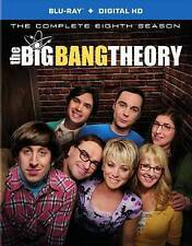 The Big Bang Theory: The Complete Eighth Season (Blu-ray Disc, 2015, 2-Disc...