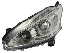 LED LEFT side headlight without servomotor for PEUGEOT 208 from 2013-