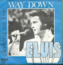 ELVIS PRESLEY 45 TOURS BELGIQUE WAY DOWN (3)