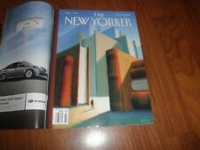 "New Yorker Magazine-""In The World Of Books-Mint Copy-October 19,2009"