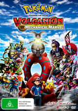 POKEMON THE MOVIE: VOLCANION & MECHANICAL MARVEL - DVD - REGION 2 COMPATIBLE