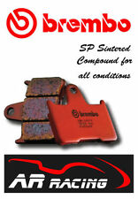 Brembo SP Sintered Rear Brake Pads to fit KTM 950 Supermoto SMC 2005-2006