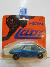 COUGAR FIAT RITMO #1303 MADE IN FRANCE