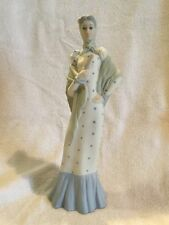Lladro pre production Spanish Lady with fan never seen on Ebay