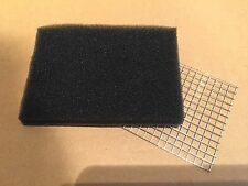 4x4 SAFARI SNORKEL TOP PRE-FILTER FOAM AIR FILTER PAD SOCK LAND ROVER SUZUKI ETC