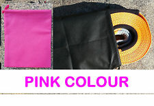 1xPINK RECOVERY STRAP STORAGE BAG for Snatch, Winch, & Other 4WD / 4x4 Straps