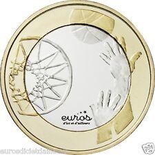 5 euros commémorative FINLANDE 2015 - Les Sports  - Le Basketball - UNC - 2/9
