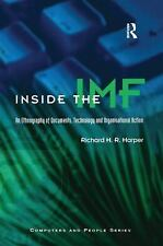 Inside the IMF (Computers and People Series) (Computers and People Series)