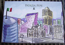 Kartenspiel Rommekarten Modedesignerin Patrizia Pepe