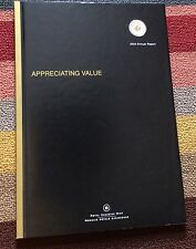 2004 RCM Annual Report with Proof Gold Plated Poppy 25ct issued in 2005 - No Tax