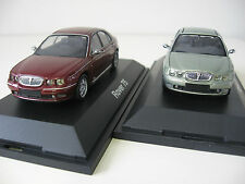 1999-2003 ROVER 75, BY SCHUCO, 1/43rd., RED or GREEN.