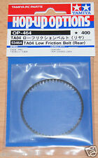 Tamiya 53464 TA04 Low Friction Belt (Rear) (TA-04/TRF414/TLT-1/TA04R/TA04S) NIP