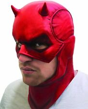 Daredevil Mask Adult Latex Marvel Comics Superhero Dare Devil - Fast Ship -
