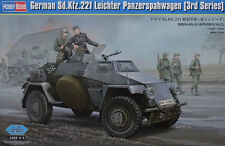 1/35 German Sd.Kfz. 221  Hobby Boss model kit 83812