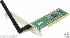 D-Link Dlink DWA-525 Wireless N 150 PCI Adapter WiFi LAN Card N Series + Bill