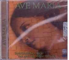 Ave Maria Spiritualita fede nei grandi della musica 2 Cd Sigillato Sealed