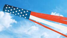 """60"""" USA Flag Windsock"""