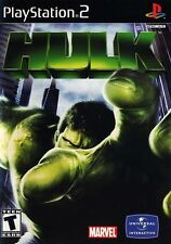 Hulk - Playstation 2 Game Complete