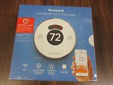 lennox comfortsense 7500. honeywell lyric programmable round wi-fi thermostat - th8732wfh5002 lennox comfortsense 7500