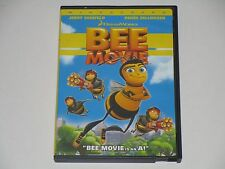 Bee Movie (DVD, 2008, Wide Screen)