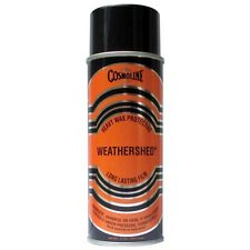 1-CAN - COSMOLINE Weathershed, Heavy Wax Protection for Bare Metal in 12 oz