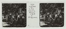 Action Française - Charles Maurras - Réunion de l'A.F. à St Maximin 1931 -