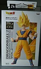 DRAGON BALL Z HQ DX GOKU GOKOU SS Vol 2 FIGURA NUEVA NEW FIGURE