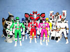 POWER RANGERS MIGHTY MORPHIN COLLECTION FIGURES MEGAZORDS MMPR