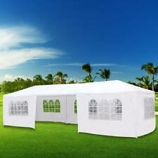 10x30 Outdoor Party Tent Wedding Commercial Gazebo Pavilion Cater Marquee Canopy