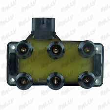 1319 IGNITION COIL HJ-8101 C925 FORD F-150 MUSTANG MAZDA 626 B3000 MERCURY 8101