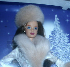1998 COSTCO' WINTER EVENING BARBIE' BY MATTEL' VERY LOVELY' NRFB