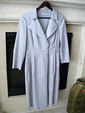 Authentic Jil Sander Gray Dress Size 38