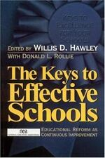 The Keys to Effective Schools: Educational Reform as Continuous Improv-ExLibrary
