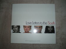 Book LOVE LETTERS TO THE SOUTH - Messages from Celebrities - NEW