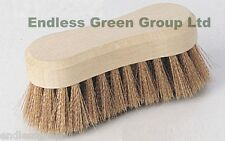Liberon Bronze Liming Brush -  use on wood before Liming wax to open grain