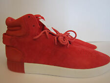 ADIDAS TUBULAR INVADER Mens Sz 13 - Red/White Style #S81963