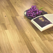 Natural Oak Engineered Wood Flooring Lacquered Click System £17.89m2 SAMPLE 99p
