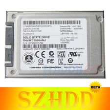 "1.8"" 256GB Toshiba MICRO SATA Internal SSD FOR DELL Latitude  XT2 , D4200, Z600"