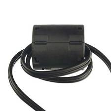 Ferrite Ground Loop Isolator, Black