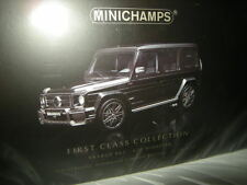 1:18 Minichamps Brabus b63 620 widestar Black/Noir Edition 21 Nº 107032200