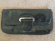 DOROTHY PERKINS Black Small Clutch Good Condition