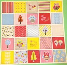 Recollections Scrapbook Paper Card-Stock 12 X 12 3 Sheets One Sided Acid Free