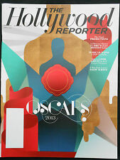 THE HOLLYWOOD REPORTER THE OSCARS 2013