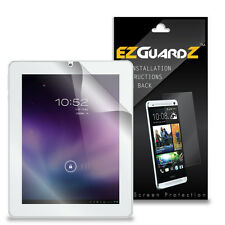 3X EZguardz LCD Screen Protector Cover Shield 3X For Ainol Novo 8 Dream Tablet